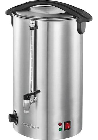 ProfiCook Heißgetränke -  und Glühweinautomat PC - HGA 1111, 16 Liter Füllmenge, 1500 Watt kaufen