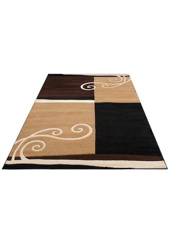 Teppich, »Sabal«, DELAVITA, rechteckig, Höhe 10 mm, maschinell gewebt kaufen