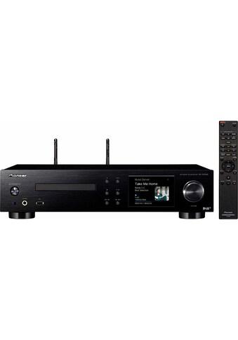 Pioneer Netzwerkplayer »NC-50DAB«, (WLAN-Bluetooth-LAN (Ethernet) Digitalradio (DAB+)-Internetradio ) kaufen