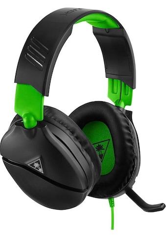 Turtle Beach Gaming-Headset »RECON 70 X für Xbox One (Black)« kaufen