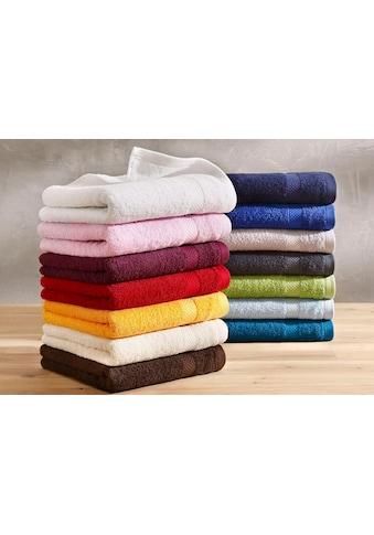 Dyckhoff Handtücher »Planet«, (2 St.), aus reiner Bio-Baumwolle (2 Stück oder 6 Stück) kaufen