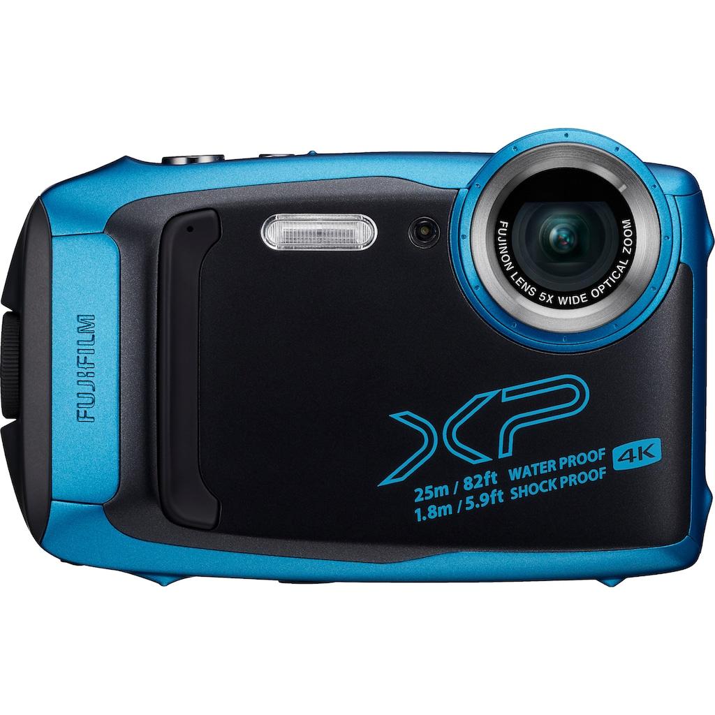 FUJIFILM Outdoor-Kamera »Finepix XP140«, FUJINON, 5-fach optischem Zoom, F3,9 (W) – F4,9 (T), 16,4 MP, 5x opt. Zoom, Bluetooth-WLAN (Wi-Fi)