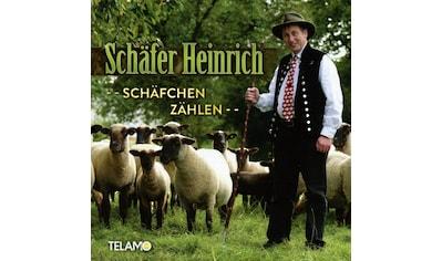 Musik-CD »Schäfchen Zählen-Best Of Heinr / Schäfer Heinrich« kaufen
