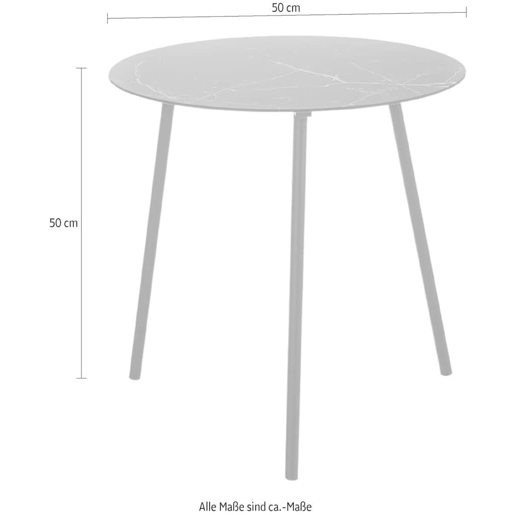 Schneider Couchtisch, Maße (B/T/H): 50/50/50 cm