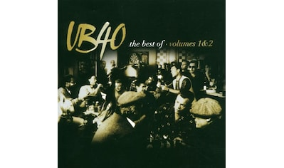 Musik-CD »BEST OF VOLUMES 1+2, THE / UB40« kaufen