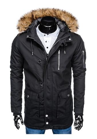 OMBRE Winterjacke, mit Fellimitat kaufen