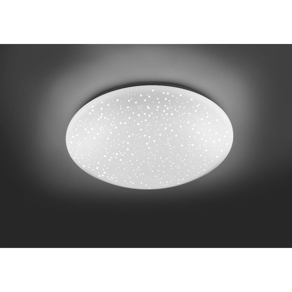 Leuchten Direkt Deckenleuchte »SKYLER«, LED-Board, Warmweiß-Neutralweiß-Tageslichtweiß-Warmweiß