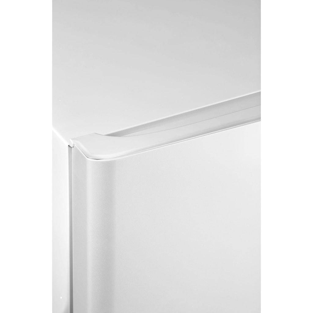 Hanseatic Kühlschrank »HKS12851A2«, HKS12851FW, 128,2 cm hoch, 51,9 cm breit