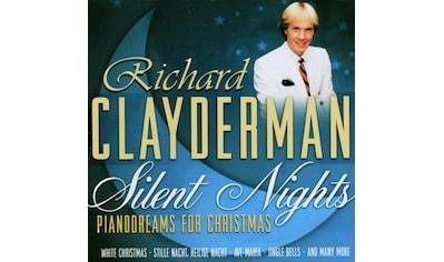 Musik-CD »SILENT NIGHT / CLAYDERMAN, RICHARD« kaufen