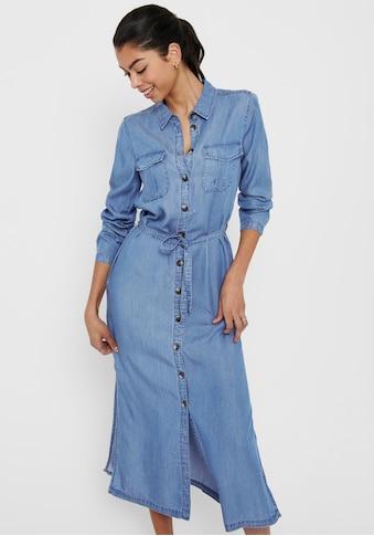 Only Jeanskleid »ONLCASI« kaufen