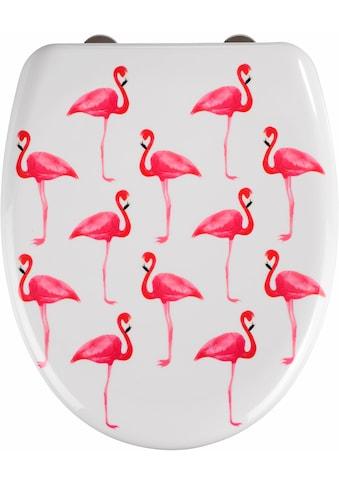 WENKO WC-Sitz »Flamingo« kaufen