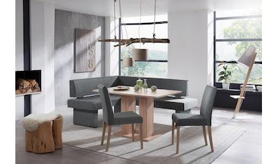 Eckbankgruppe »Fontana«, modernes, zeitloses Design kaufen