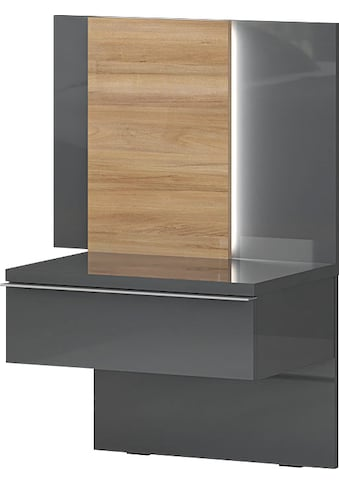 Places of Style Nachtkonsole »Onyx«, UV lackiert, mit Soft-Close-Funktion, mit... kaufen