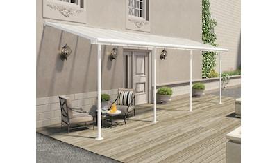 PALRAM Terrassendach , weiß, BxT: 690x230 cm kaufen