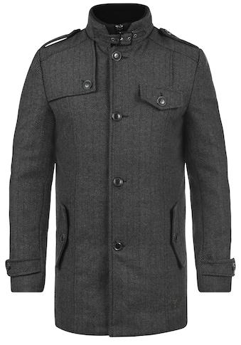 Indicode Kurzmantel »Brandan«, Mantel mit Stehkragen kaufen