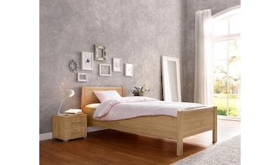 priess Bett »Husum«, mit Komforthöhe kaufen