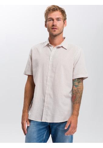 Cross Jeans® Kurzarmhemd »35367« kaufen