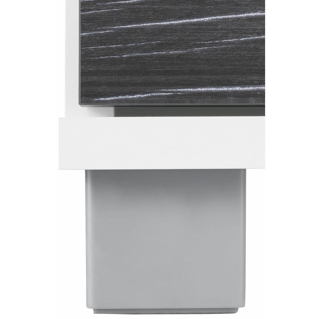 Schildmeyer Midischrank »Emmi«, Breite 60 cm, Metallgriffe, mit 2 Schubkästen