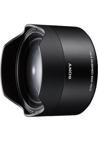 Sony Objektiv kaufen