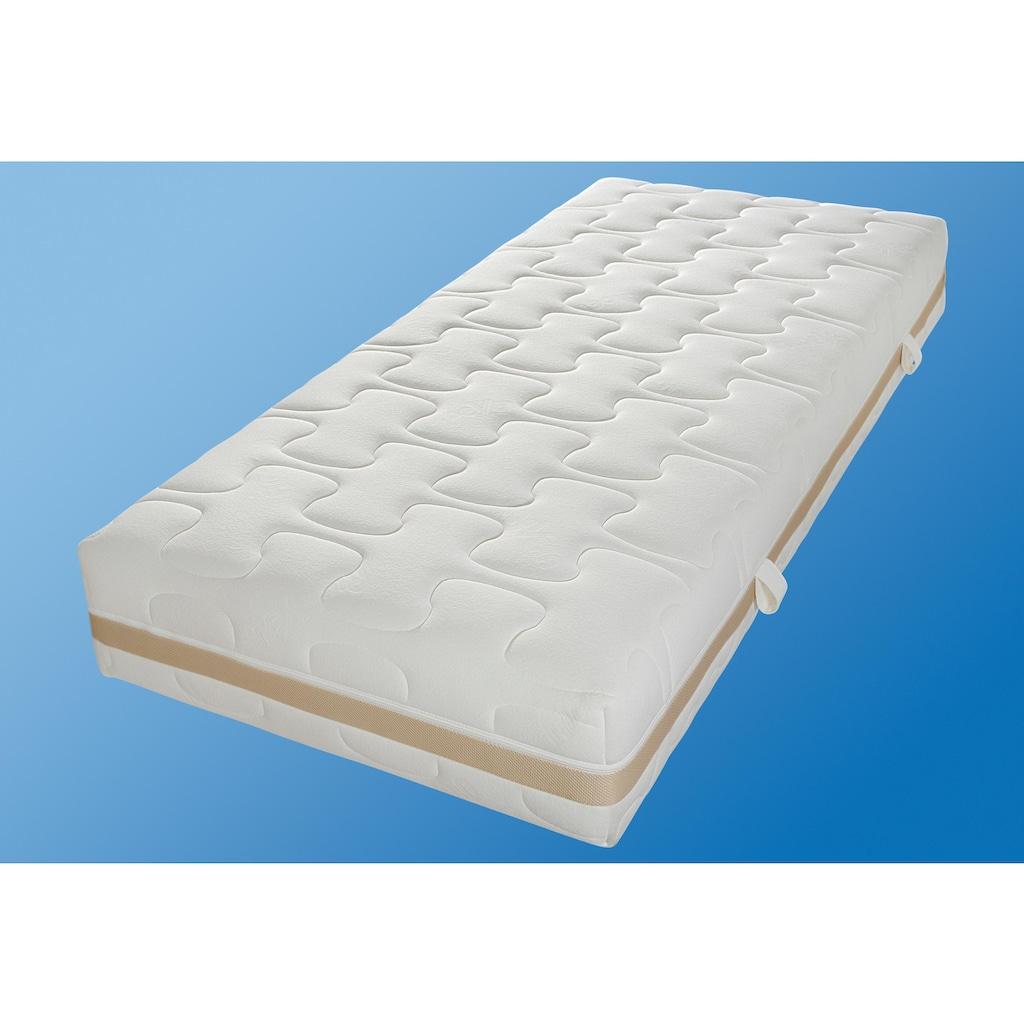 Beco Komfortschaummatratze »Platin«, 25 cm cm hoch, Raumgewicht: 40 kg/m³, (1 St.), äußerst langlebig & formstabil