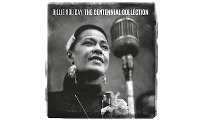 Musik-CD »The Centennial Collection / Holiday,Billie« kaufen