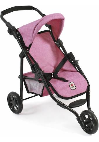 CHIC2000 Puppenbuggy »Lola, pink« kaufen