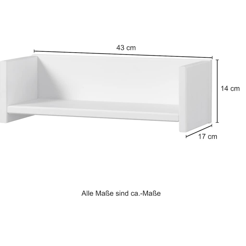welltime Badregal »Sylt/ Venezia«, Breite 43 cm, aus Massivholz
