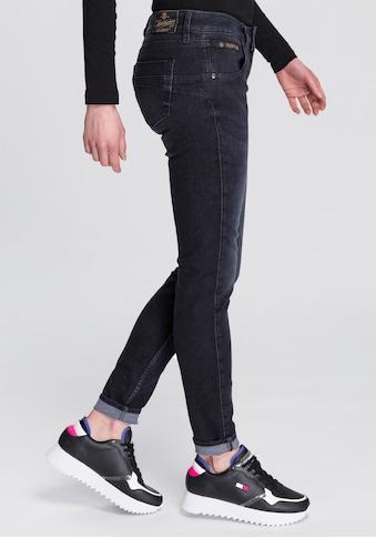 Herrlicher Slim-fit-Jeans »TOUCH SLIM REUSED«, umweltfreundlich dank der ISKO New Technology kaufen