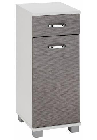 Schildmeyer Unterschrank »Java«, Breite 30 cm, mit 1 Tür, 1 Schublade & Metallgriffen kaufen