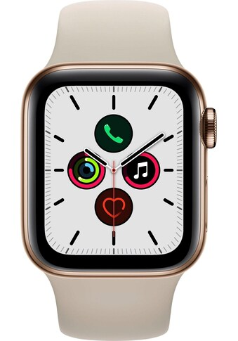Apple Smartwatch »Apple Watch Series 5 GPS + Cellular«, ( ) kaufen