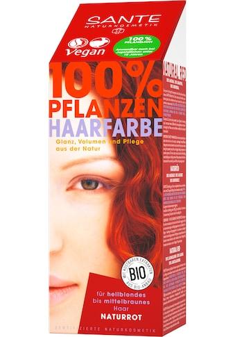 SANTE Haarfarbe »Pflanzenhaarfarbe naturrot« kaufen