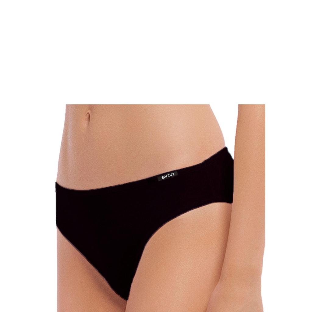 Skiny Slip »Essentials Woman«, (3 St.)