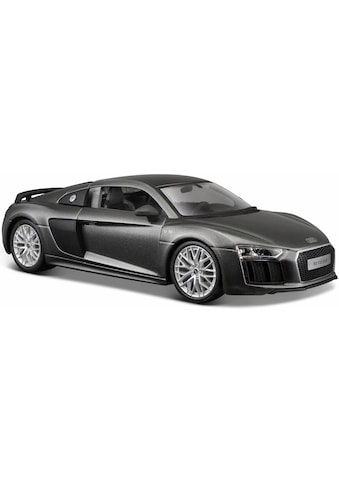Maisto® Sammlerauto »Audi R8 V10 Plus, 1:24, grau«, 1:24, aus Metallspritzguss kaufen