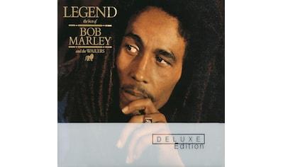 Musik-CD »LEGEND - THE BEST OF (DELU / MARLEY,BOB & THE WAILERS« kaufen