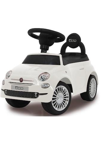 Jamara Rutscherauto »JAMARA KIDS Fiat 500, weiß« kaufen