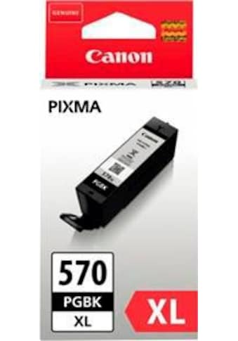 Canon Tintenpatrone »PGI-570XL PGBK« kaufen