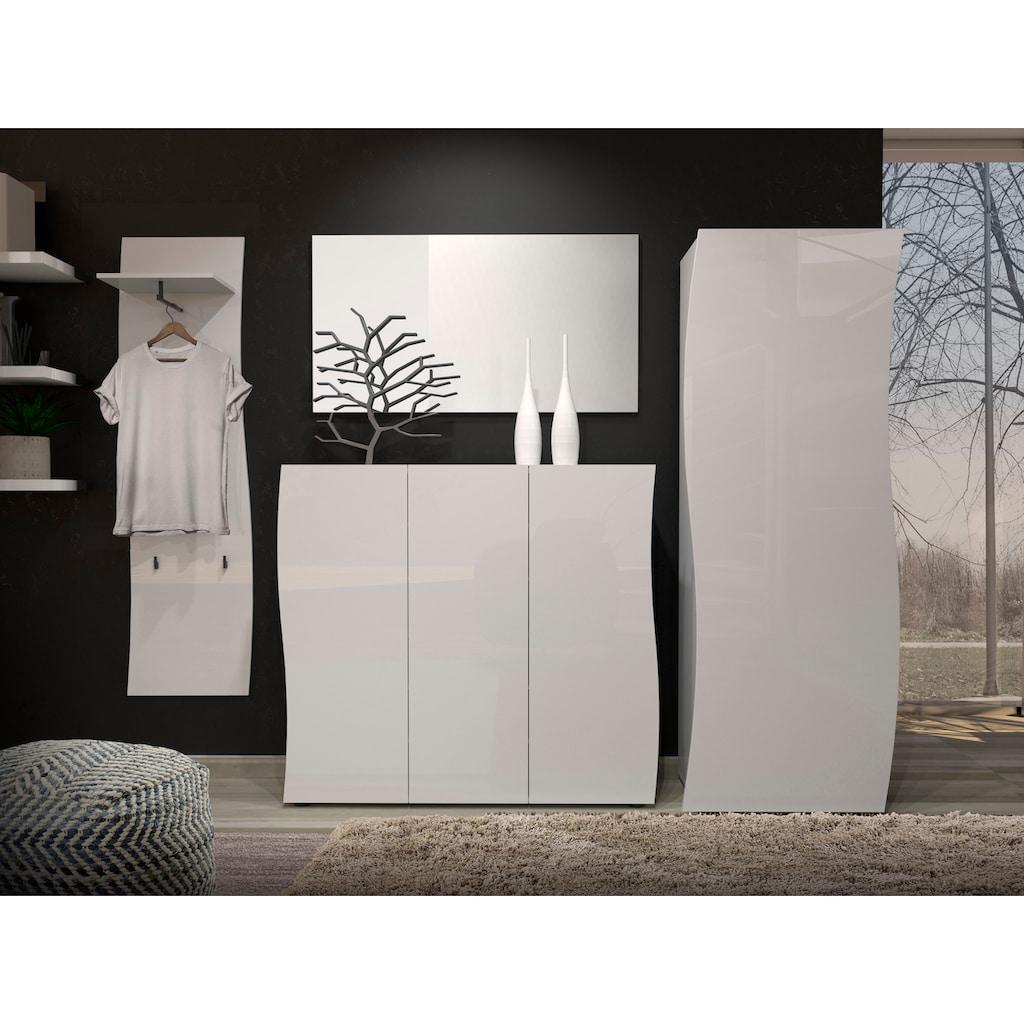 KITALY Schuhschrank »Kiss«, verbesserte Qualität