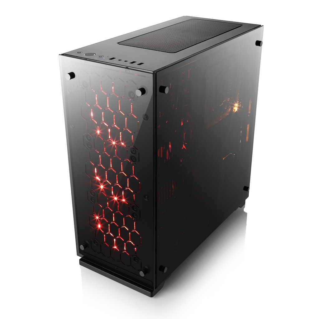 CSL Gaming-PC »Levitas T8411 Windows 10 Home«