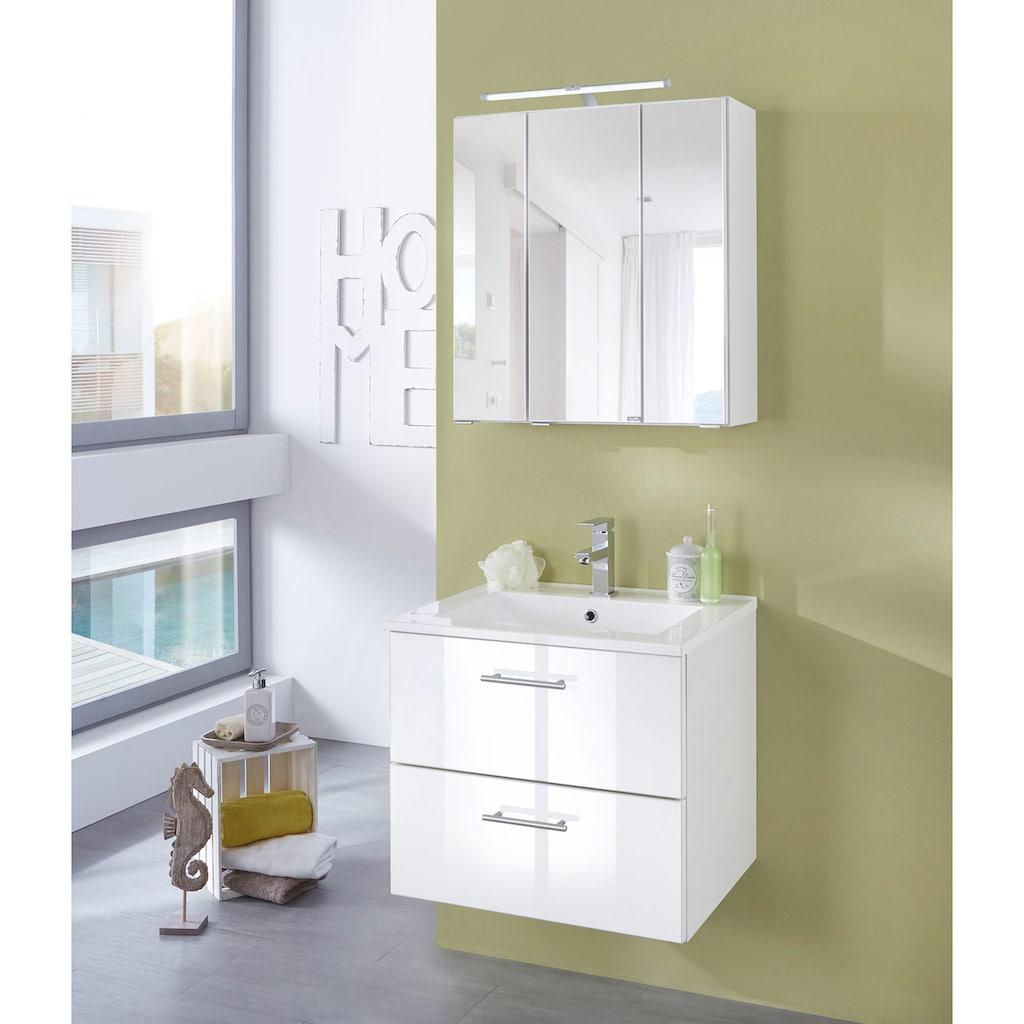 Waschtisch »Trento«, Badmöbel in Breite 60 cm