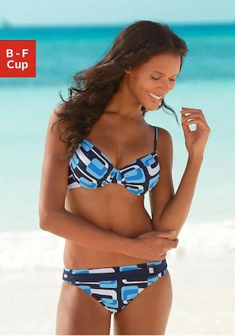 KangaROOS Bügel-Bikini, im Retro-Design kaufen