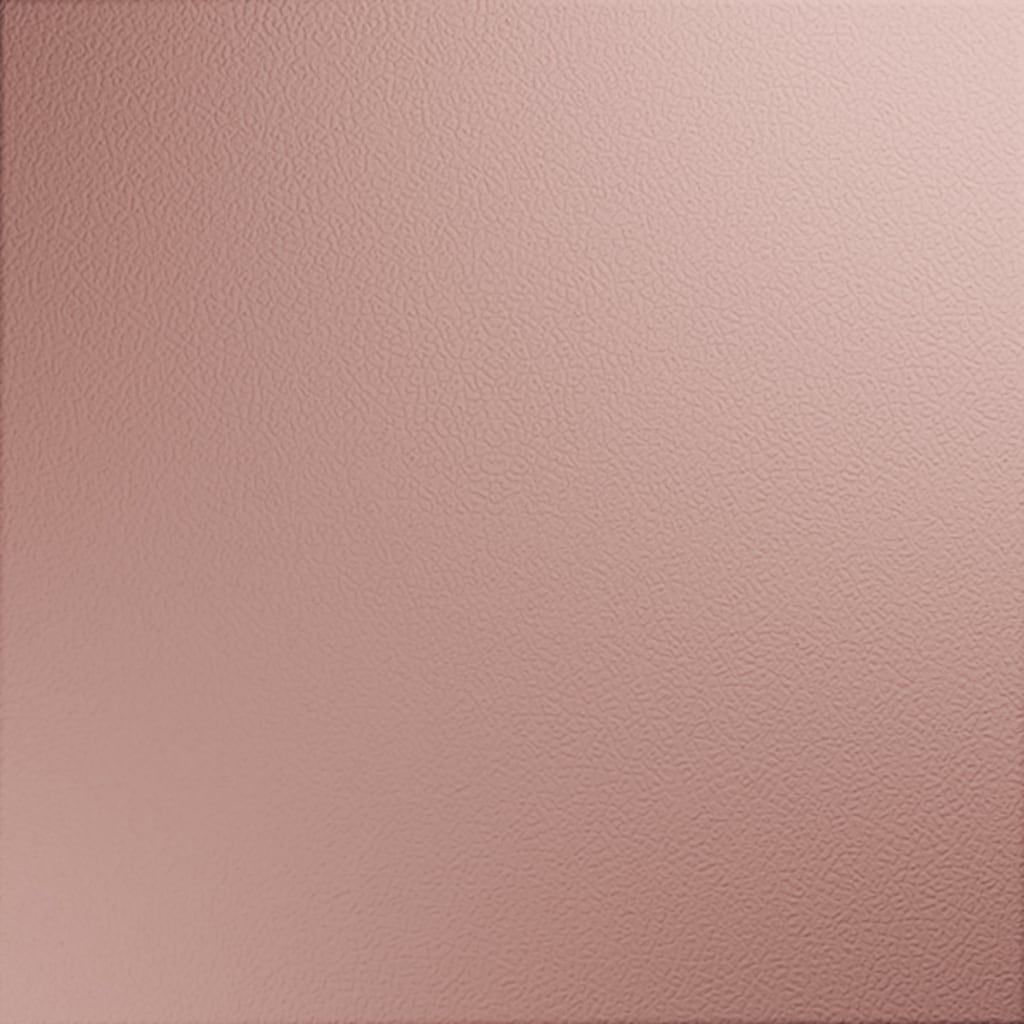 OTTO products Schalenstuhl »Lorrel«, 25 % recyceltes Ocean Waste Plastik, rosafarbenes Metallgestell, Stapelstuhl, Sitzhöhe 46 cm