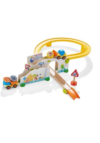 Haba Kugelbahn-Bausatz »Kullerbü – Auf der Baustelle« kaufen