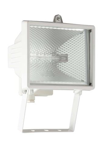 Brilliant Leuchten Tanko Außenwandstrahler 25cm weiß kaufen