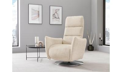 Places of Style Relaxsessel »Bardi«, Belastbarkeit bis zu 140 kg durch speziellen... kaufen