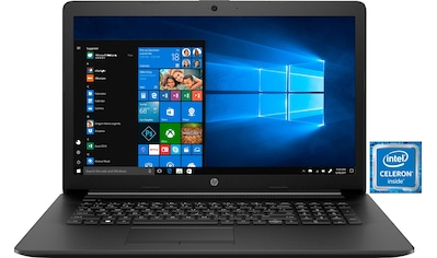 HP 17 - by0236ng Notebook (43,9 cm / 17,3 Zoll, Intel,Celeron, 1000 GB HDD) kaufen