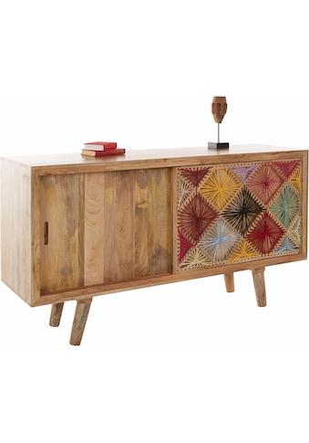 Home affaire Sideboard »Verbana«, Breite 160 cm im Indienstyle kaufen