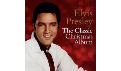 Musik-CD »The Classic Christmas Album / Presley,Elvis« kaufen