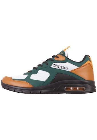 Kappa Sneaker »ANSTEYS«, mit sichtbarem Luftkissen in der Sohle kaufen