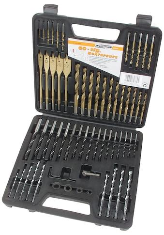 Brüder Mannesmann Werkzeuge Bohrersatz, (Set, 60 tlg.) kaufen