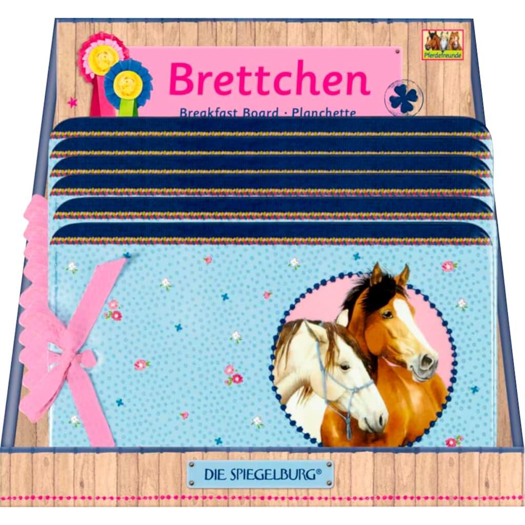 Pferdefreunde Kinderbettwäsche »Pferde«, mit Pferdemotiven